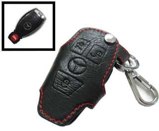 High Quality Premium Leather Remote or Smart Key Holder (Key Case