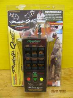 Les Johnsons Predator Quest Phantom Pro Series Digital Wildlife Call