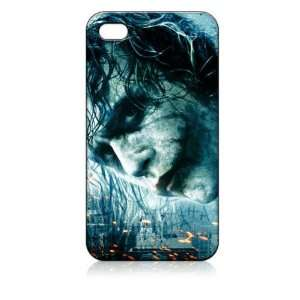 THE Dark Knight Heath Ledger Joker Hard Case Skin for Iphone 4 4s