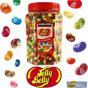 The Original JELLY BELLY GOURMET BEAN   Jelly Belly Beans 1.8kg USA