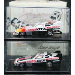 John Force Diecast Castrol GTX Championship 1/64 1995