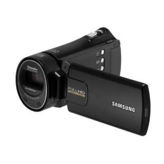 Samsung HMX H300 Full HD Camcorder, Black (036725303836)