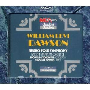 Stokowski: William Levi Dawson, Johannes Brahms, Leopold Stokowski