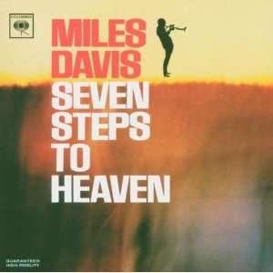 DAVIS MILES SEVEN STEPS TO HEAVEN: DAVIS MILES: Music