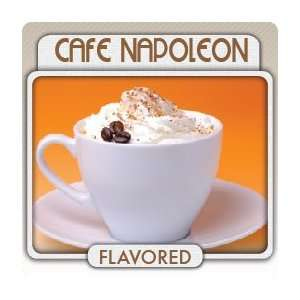 Cafe Napoleon Flavored Decaf Coffee: Grocery & Gourmet Food