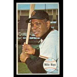 1964 Willie Mays San Francisco Giants Topps Giant Sports