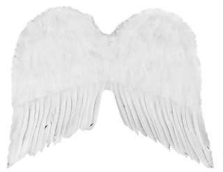 Angel Wings With Feathers   Angel Costume Accessories