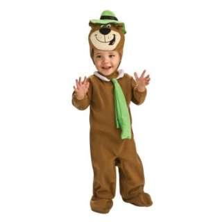 Yogi Bear Romper Infant / Toddler Costume, 75013