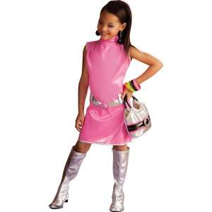Pink Gogo Dress Child Costume, 62143