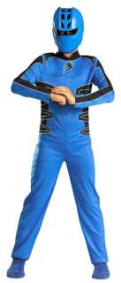 Jungle Fury Blue Ranger Costume   Power Rangers Costumes