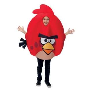 Halloween Costumes Rovio Angry Birds   Red Bird Child Costume