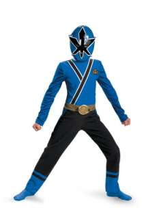 Power Rangers Samurai Blue Ranger Samurai Classic Toddler/Child