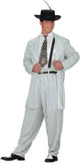 Zoot Suit White (Adult Costume)