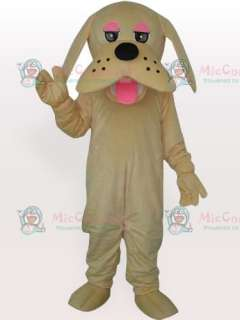 Cheap Hound Dog Adult Mascot Costume