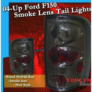 Ford F150 Tail Lights Euro Smoke Altezza Taillights 2004