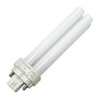 C18W/27/4P/ALTO Double Tube 4 Pin Base Compact Fluorescent Light Bulb