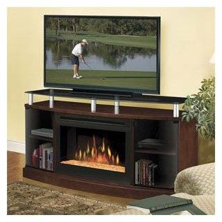 Dimplex DFP25NA1042 Windsor Electric Fireplace and Media Console With