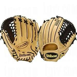 Wilson A2000 Outfielder Baseball Gloves