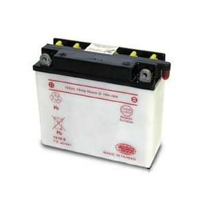 YB7B B Wet Battery without Acid Automotive