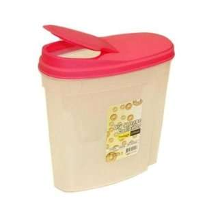 2.7L Plastic Food Storage Container Case Pack 36