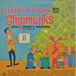 Chipmunks [VINYL LP] [STEREO]: The Chipmunks, David Seville, Alvin