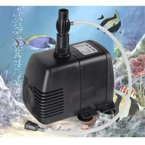 Fish Sea Grass Plant Weed Pond Water Filter Air Aquarium Pump 370 GPH