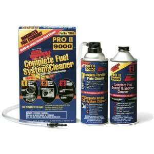 II 9000 72400 Complete Fuel System Cleaner, (2 Can Kit) Automotive