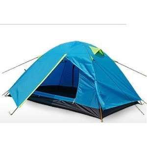 Poles Backpacking Camping Hiking Tent with Rain Fly Sports & Outdoors