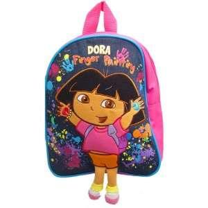 Dora Mini Backpack/Lunch bag, plush backpack also