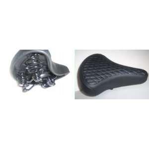 Diamond Cruiser Saddle Bicycle Seat