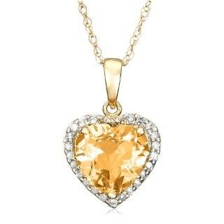 10k Yellow Gold, August Birthstone, Peridot and Diamond