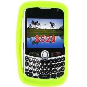Blackberry 8520/8530/9300/9330 Curve Curve Lime Green Skin
