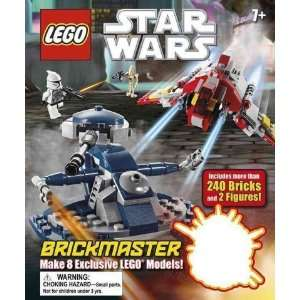 LEGO BRICKS]} BY Taylor, Vicki(Author)Star Wars [With 240 Lego Bricks