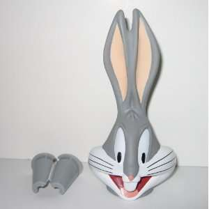 LOONEY TUNES BUGS BUNNY ANTENNA TOPPER + ADAPTER