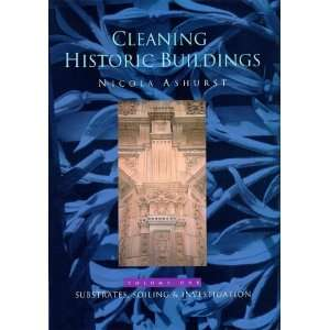 Cleaning Historic Buildings Vol. 1 (v. 1) (9781873394014