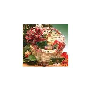 Gourmet Holiday Christmas Gift Basket  Small  Grocery