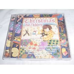 Audio Music CD Compact Disc Of CHRISTMAS FOR CHILDREN by