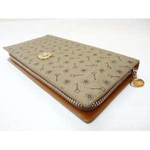 Womens PU Leather Clutch Bag   Print 2