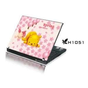15.4 Laptop Notebook Skins Sticker Cover H1051 Pooh