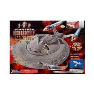 Star Trek Insurrection USS Enterprise NCC 1701 E  Toys & Games