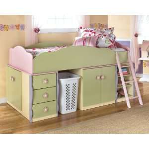 Doll House Loft Bed  Home & Kitchen
