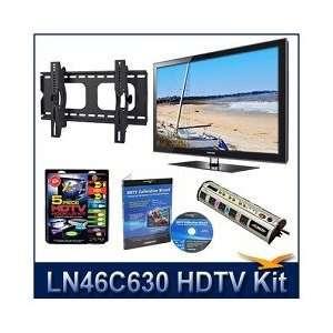 6900 Joules protection), Universal Flat/Tilt Mount for Flat Panel TVs