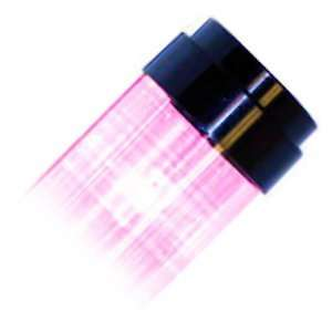 77252   LE96T12/PINK W/CAPS Fluorescent Tube Guards