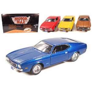Set of 4  1971 Ford Mustang Sportsroof 1/24: Toys & Games