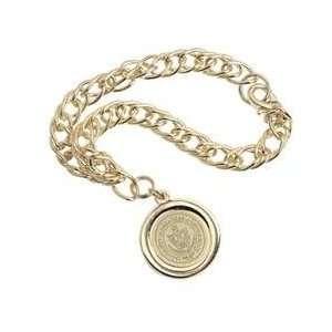 UALR   Charm Bracelet   Gold
