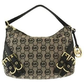 Signature LUDLOW Large Shoulder Tote Bag Handbag   Beige / Black