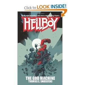 The God Machine (Hellboy (Pocket Star Books)) [Mass Market