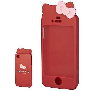 Hello Kitty iPhone Case for iPhone 4/4s   Cardinal Cell Phones