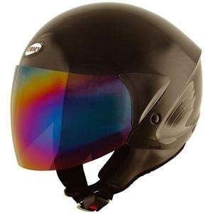 Suomy Jet Light Helmet   Small/Soft Black Automotive