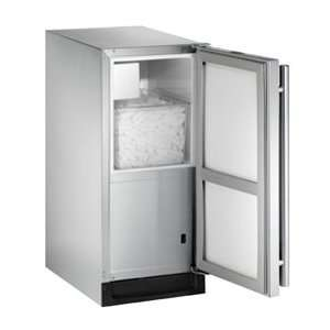 BI 2115SOD 00 U Line 2000 Series Outdoor Ice Maker   Right